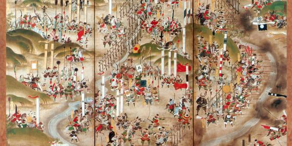 One Thousand Tempests in a Teacup: Natural Disaster and Shingen's 'Bloodless Coup' of 1541