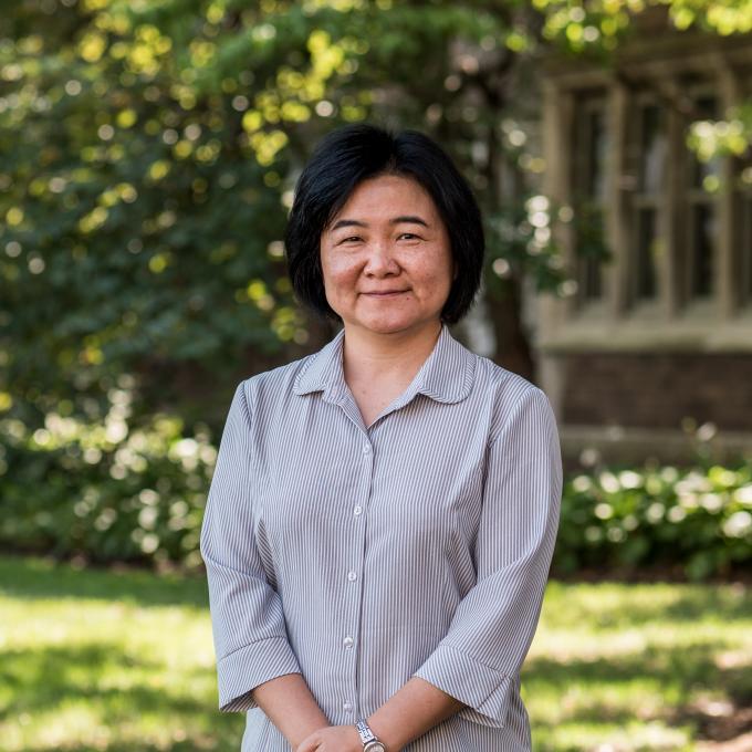 Headshot of Wenhui Chen
