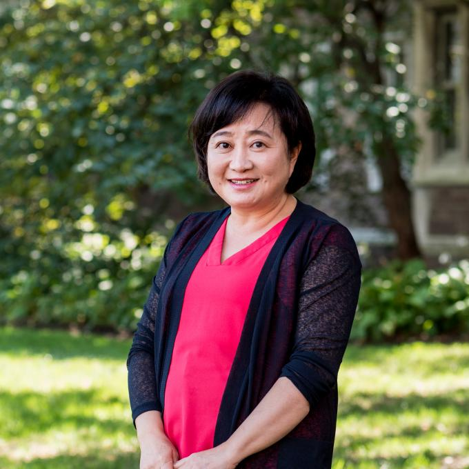 Headshot of Mijeong Mimi Kim