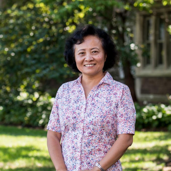Headshot of Xia Liang