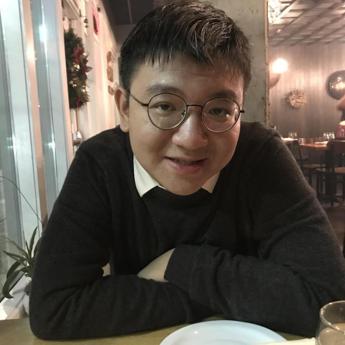 Headshot of Richard Huanyu Yue